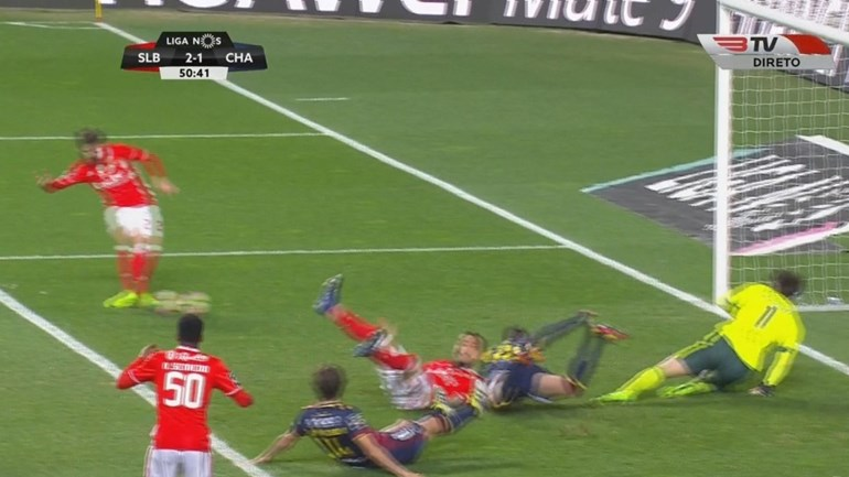 Rafa repôs a vantagem do Benfica