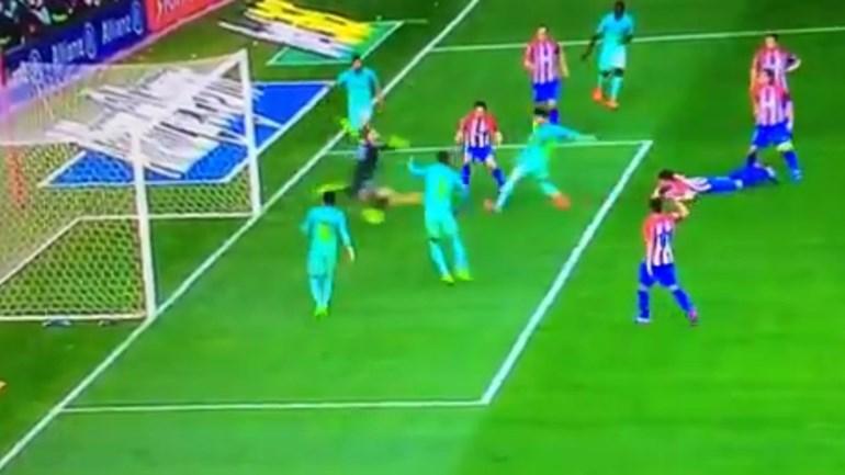 Foi desta forma que Messi deu vitória ao Barcelona