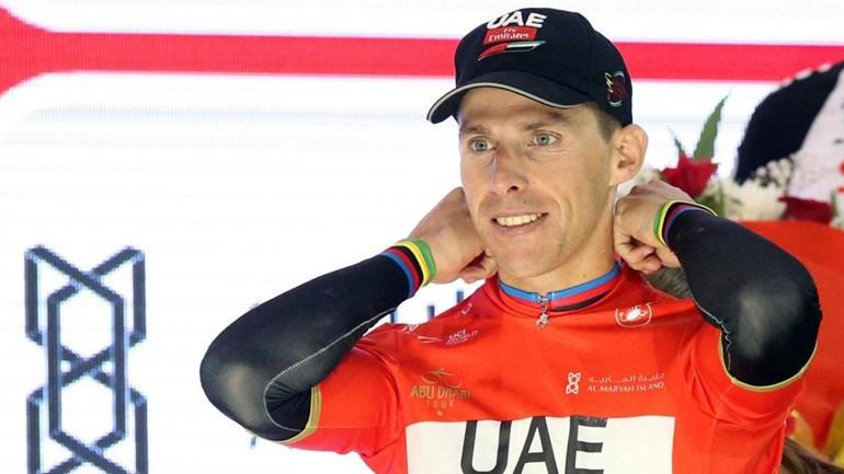 Mais um êxito do desporto português através do ciclista Rui Costa