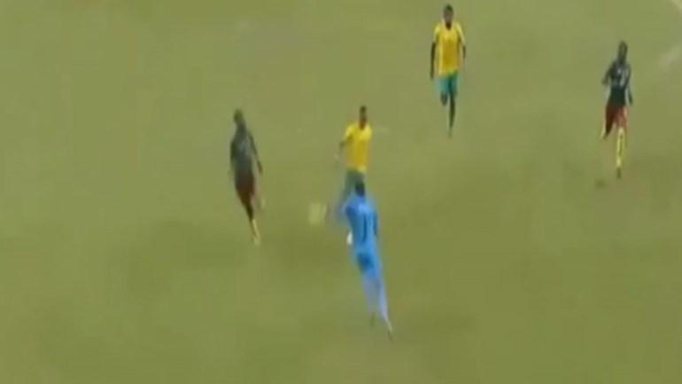 Jogador do Sp. Braga brilha pela seleção sul-africana