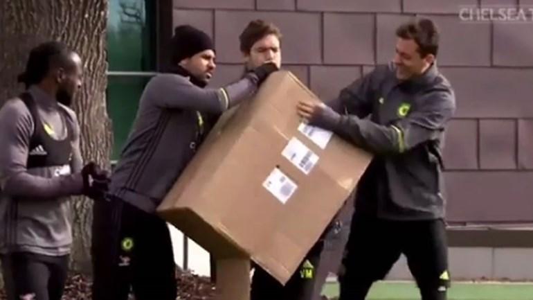 Diego Costa meteu-os todos... num caixote