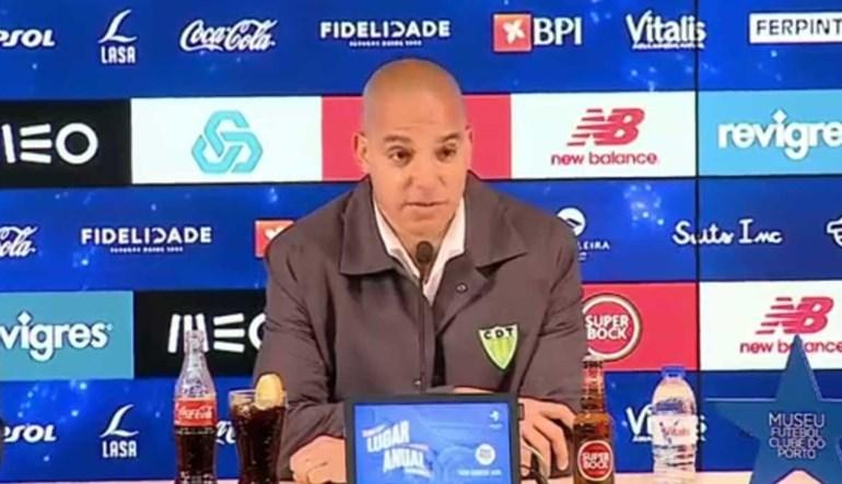 Pepa arrasa arbitragem do FC Porto-Tondela
