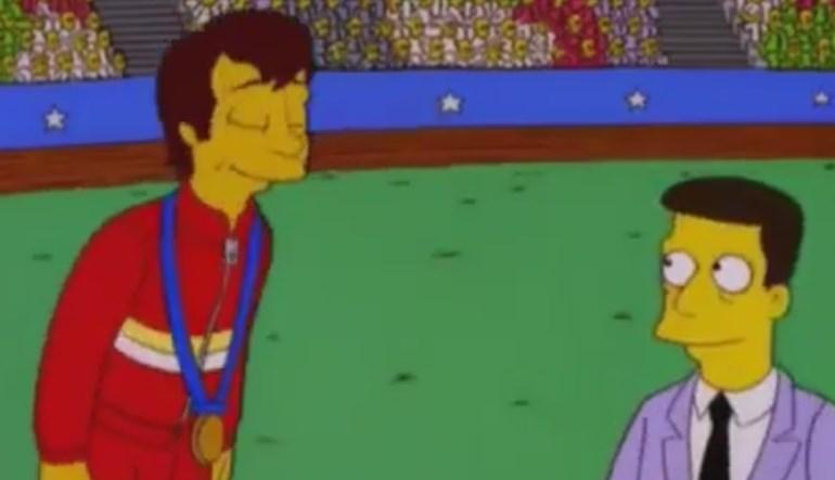 O dia em que Carlos Lopes inspirou Homer Simpson a correr a maratona