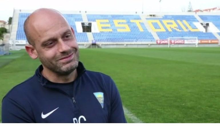Qual é a melhor equipa da Liga? O treinador do Estoril tem uma resposta... curiosa