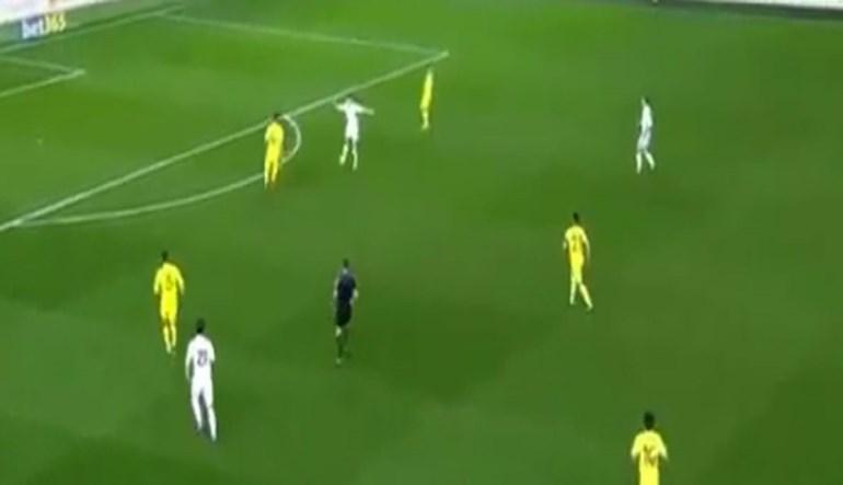 Ronaldo encanta com receção sensacional