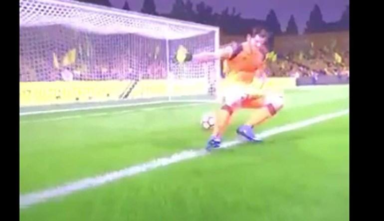 Já viu este frango de Casillas... no FIFA 17?