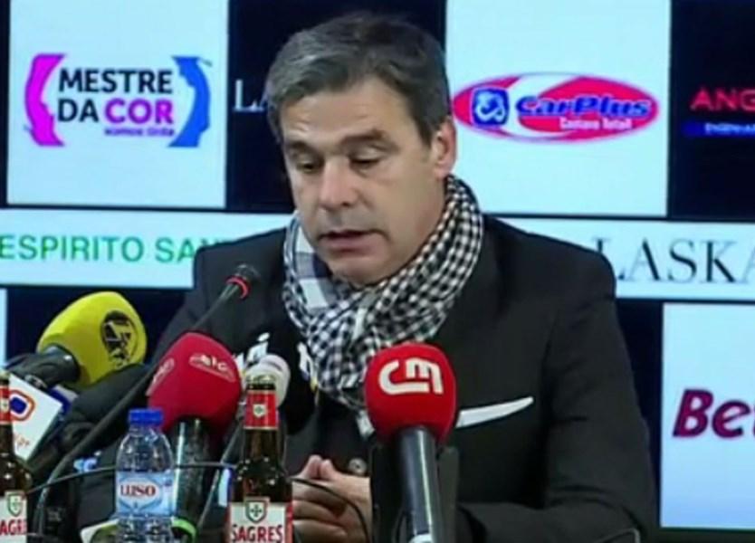Miguel Leal: «Quem quer ganhar tem de ser agressivo»