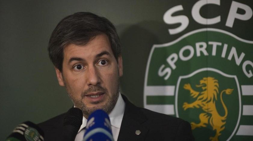 Bruno de Carvalho: «Ganhe quem ganhar tem de ser de goleada»