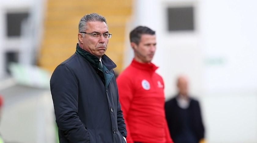 Augusto Inácio: «O treinador não inventa»