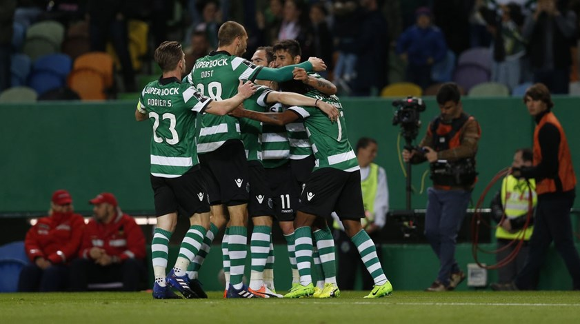 Sporting-Rio Ave, 1-0