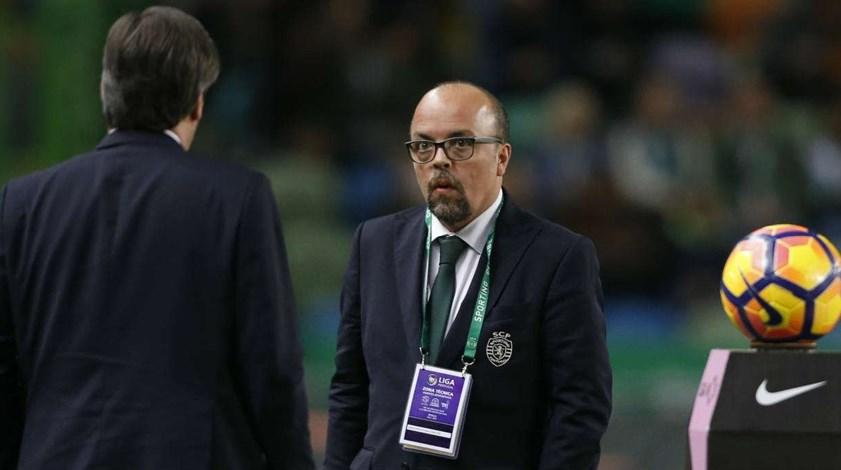 Nuno Saraiva acusa Rui Vitória de ameaçar árbitros com pretenso exército mitológico