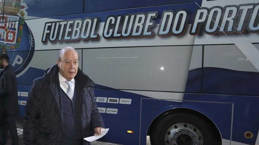 Pinto da Costa: «Já há tantos caixões em Lisboa para nos enterrar...»