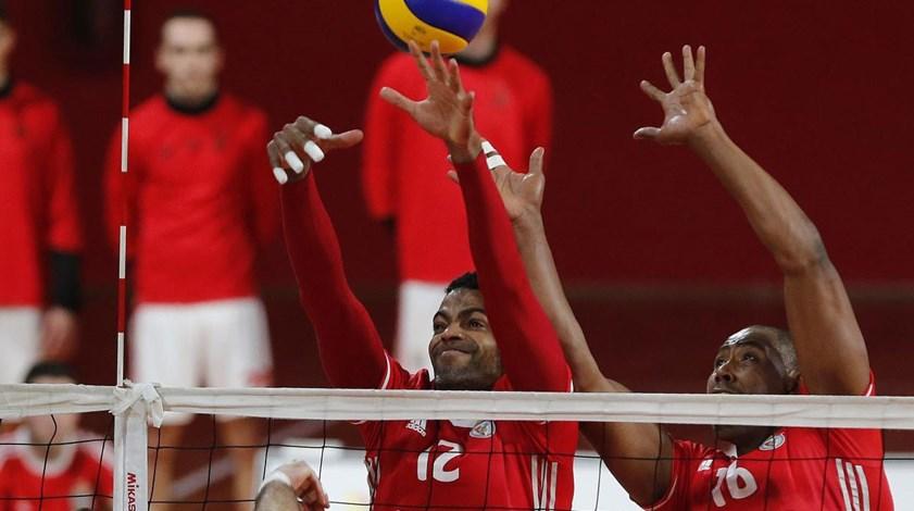 Benfica somanova vitória no campeonato