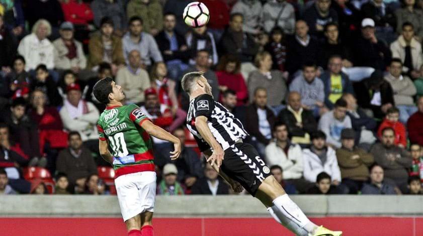 Marítimo-Nacional, 0-0