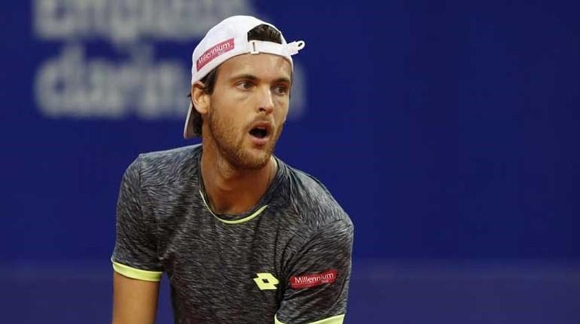 Rio Open: João Sousa eliminado por Carballés Baena