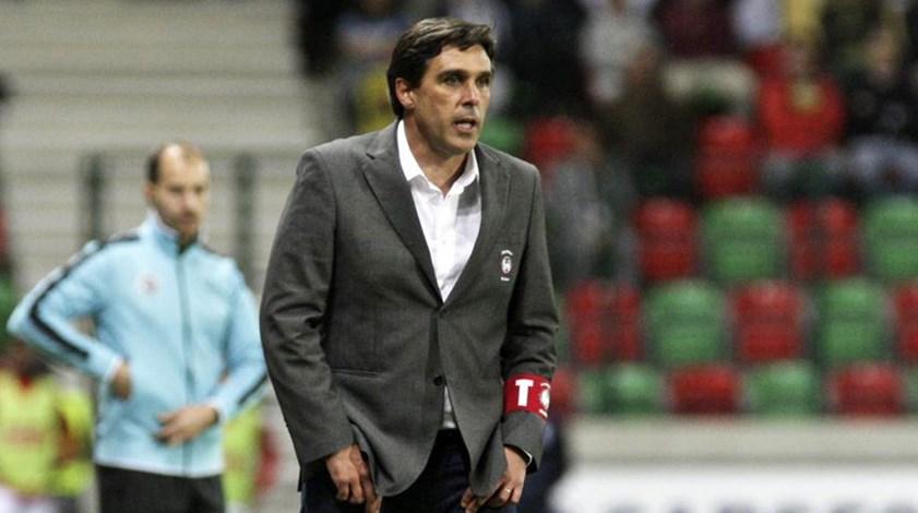 Daniel Ramos: «Foi o resultado possível e ficámos um pouco tristes»