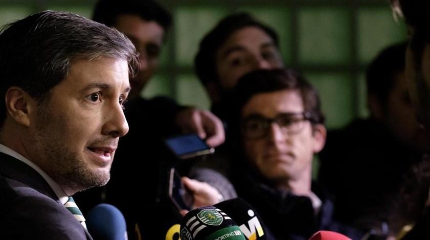 Bruno de Carvalho denuncia mentiras, calúnias, difamações e suspeições de Madeira Rodrigues