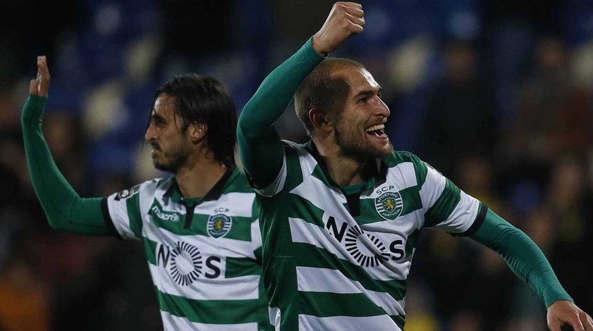 Estoril-Sporting, 0-2