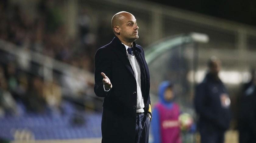 Pedro Carmona: «Tivemos mais remates mas o Sporting foi mais eficaz»