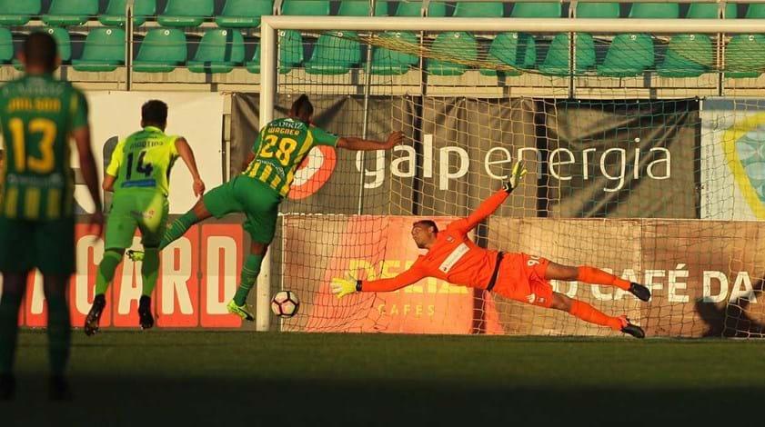 A crónica do Tondela-Marítimo, 1-1: Pouca recompensa para tanto labor