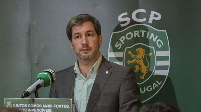 Bruno de Carvalho fala de um dia em grande e ataca os críticos