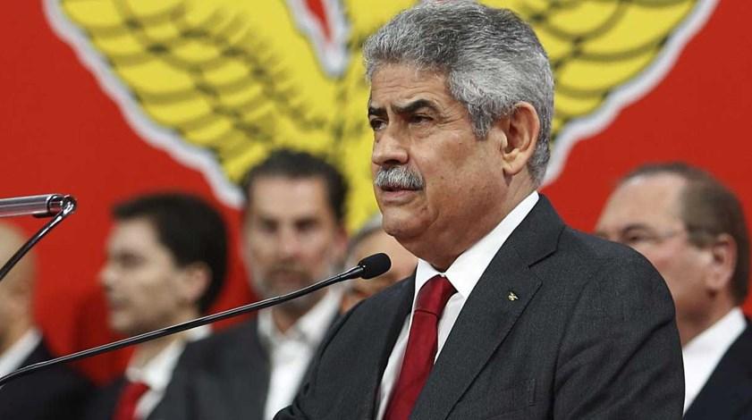 O que Luís Filipe Vieira vai dizer ao Conselho de Arbitragem