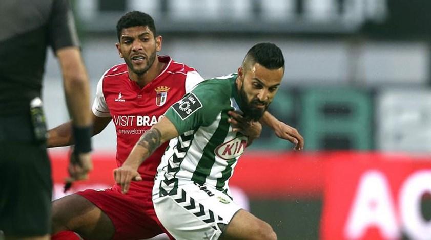 V. Setúbal-Sp. Braga, 1-1
