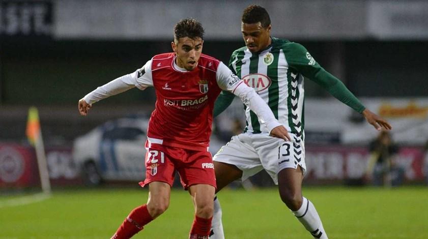 A crónica doV. Setúbal-Sp. Braga, 1-1: Guerreiros cedem no último suspiro