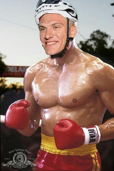 Ciclismo ou boxe? Marcel Kittel que responda...