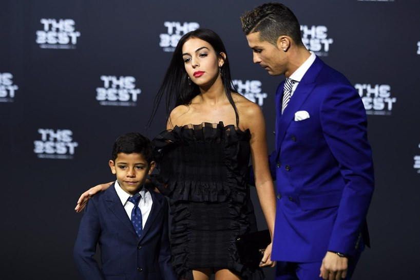 Namorada de Cristiano Ronaldo voltou a dar nas vistas