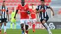 Benfica B-Portimonense, 2-3: Águias permitem reviravolta nos instantes finais