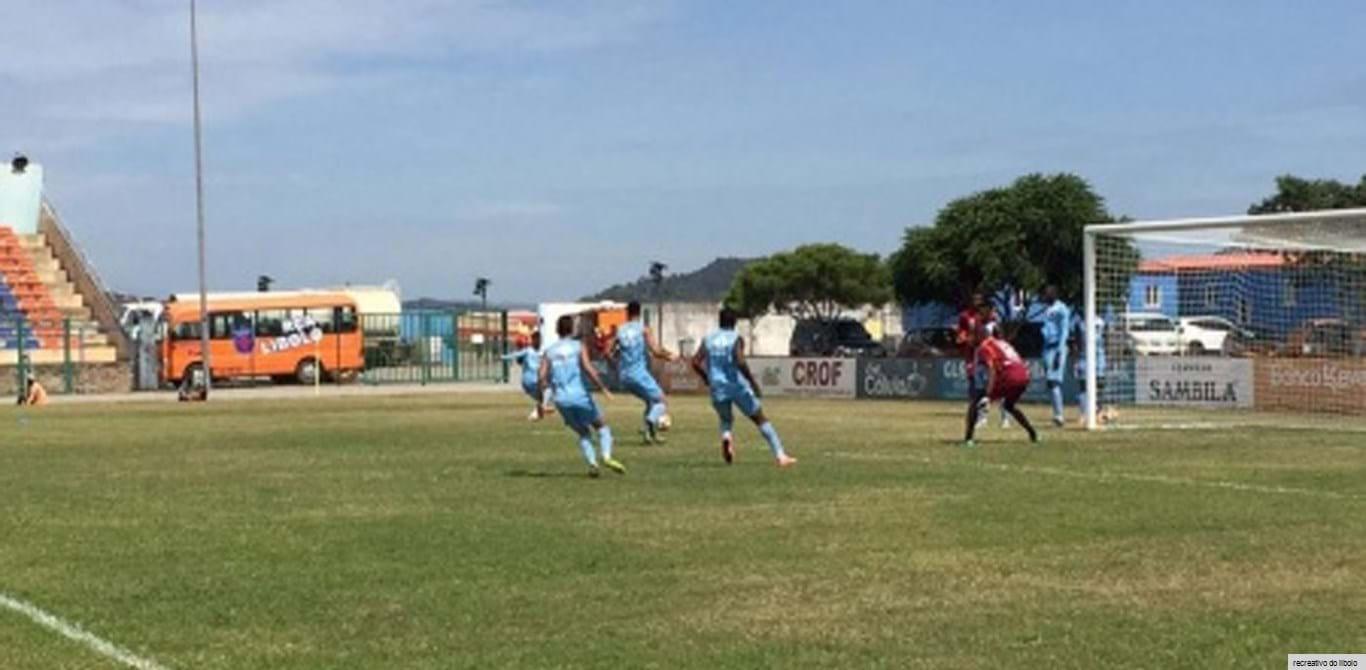 Recreativo do Libolo apura-se para o playoff da Taça CAF