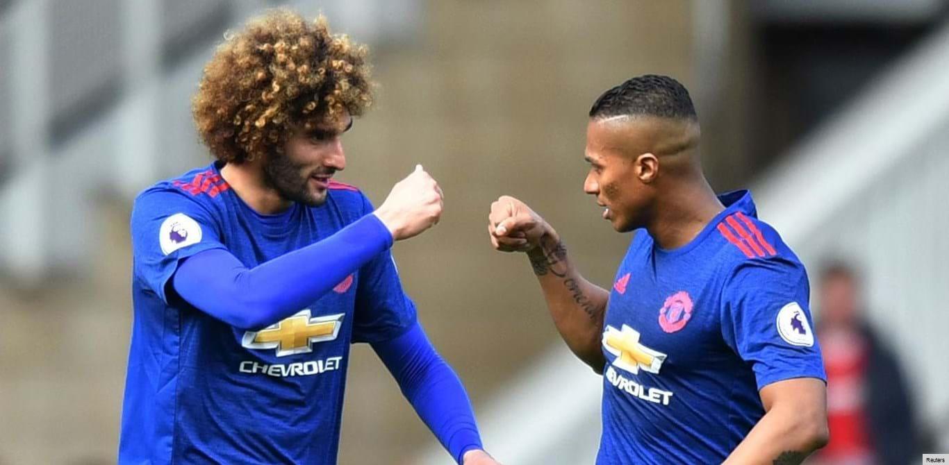 Man. United vence e sobe ao 5.º lugar