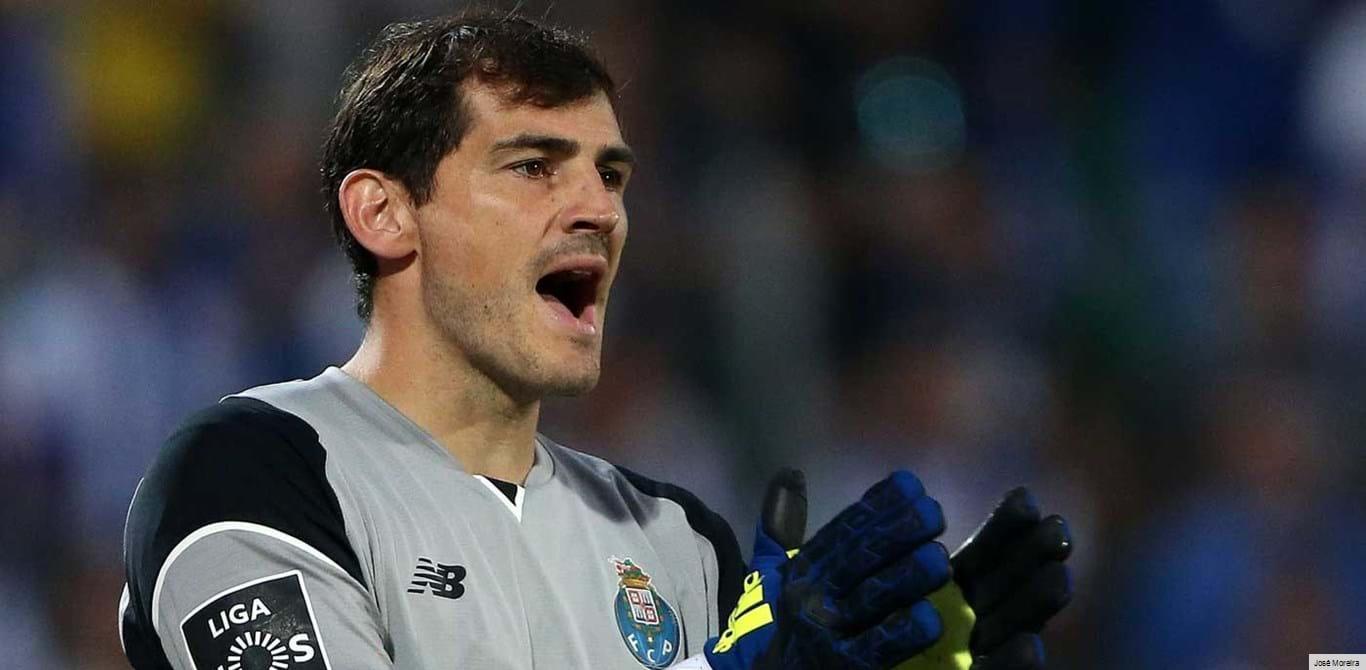 Casillas: «Clássico será uma verdadeira final»
