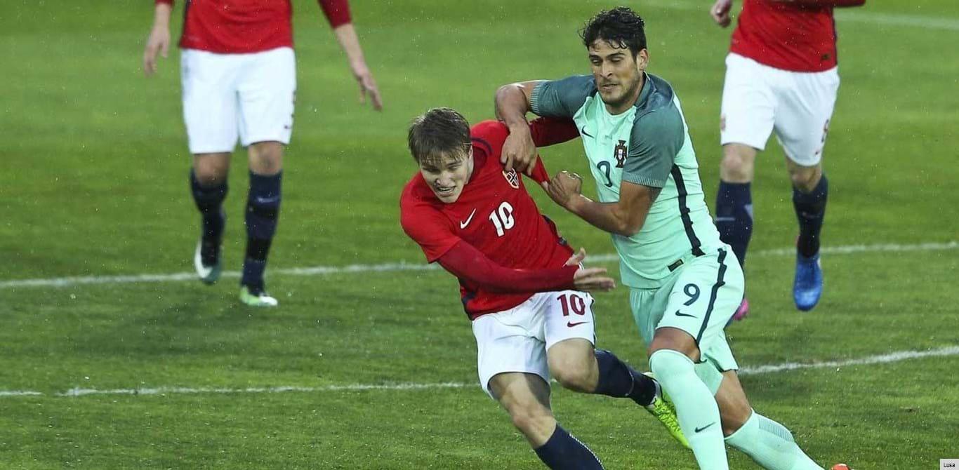 Portugal-Noruega, 2-0 (2ª parte)