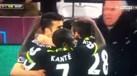 Adepto do West Ham tentou confrontar Hazard após golo