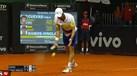 Cuevas vence torneio no Brasil com serviço bizarro e... pouco 'fair play'