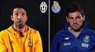 Buffon coloca Sporting entre as boas lembranças... de Casillas