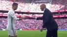 Ronaldo reagiu mal a substituição de Zidane: «Porquê eu? F......»