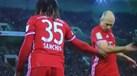 Robben saiu irritado e Renato Sanches foi um dos que 'pagou'