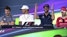 Alonso queria motores iguais mas Hamilton acrescentou: Não podem ser Honda...