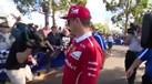 Räikkönen impressionado com 'despiste' mesmo à sua frente