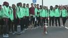 O troféu do Euro'2016 chegou à Madeira... e foi a loucura