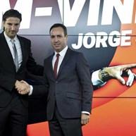 António Salvador não garante Jorge Simão na próxima época