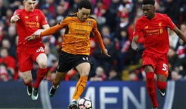 Hélder Costa 'partiu' o Liverpool e agora está na mira de Klopp