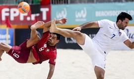 Portugal terá Paraguai, Panamá e vicecampeão asiático no grupo do Mundial