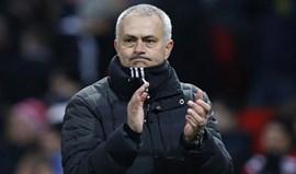 Mourinho: «Adeptos do United são os mais apaixonantes»