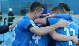 Croácia: Dínamo Zagreb de Paulo Machado goleia na Taça