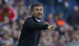 Luis Enrique anuncia a saída do Barcelona no fim da época