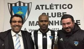 Marinhense contrata João Paulo (ex-FC Porto e Sporting)